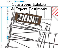 courtroom exhibits